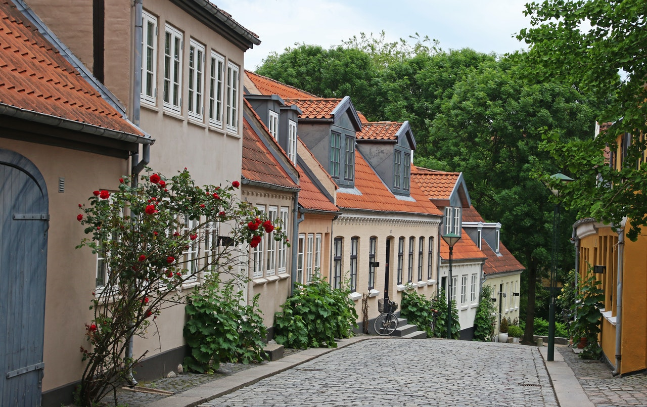 Varmeforsyningen i Danmark